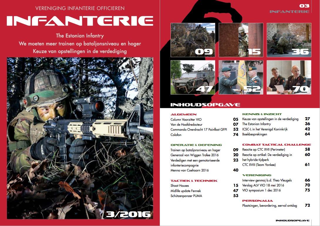 Infanterie_2016_09_Inhoud
